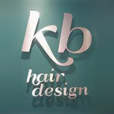 KB Hair Design Logo